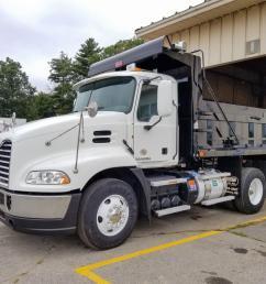 used 2012 mack pinnacle cxu612 dump truck 530698 [ 1920 x 1440 Pixel ]