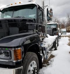 new 2019 mack pi64t daycab truck 562129 [ 1920 x 1440 Pixel ]