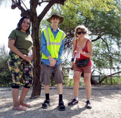 promotion of southern arizona norml highway cleaning