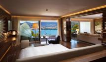 View Lugano Luxury Hotel Spa With Lake