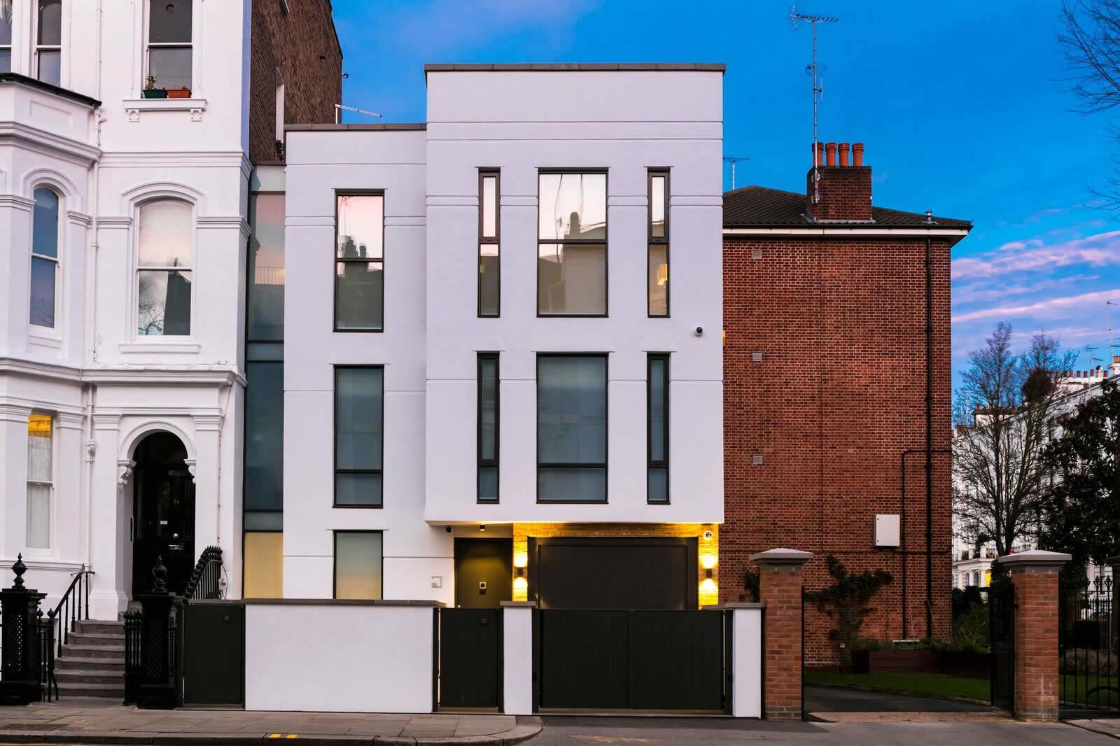 best kitchen floors kidkraft grand gourmet corner play set ultra modern mansion for sale in notting hill, london ...