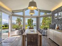 Modern House for sale in Evian: Heated Veranda, Fireplace ...