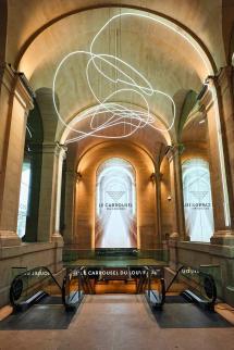 Novation Du Carrousel Louvre Paris Par L'architecte