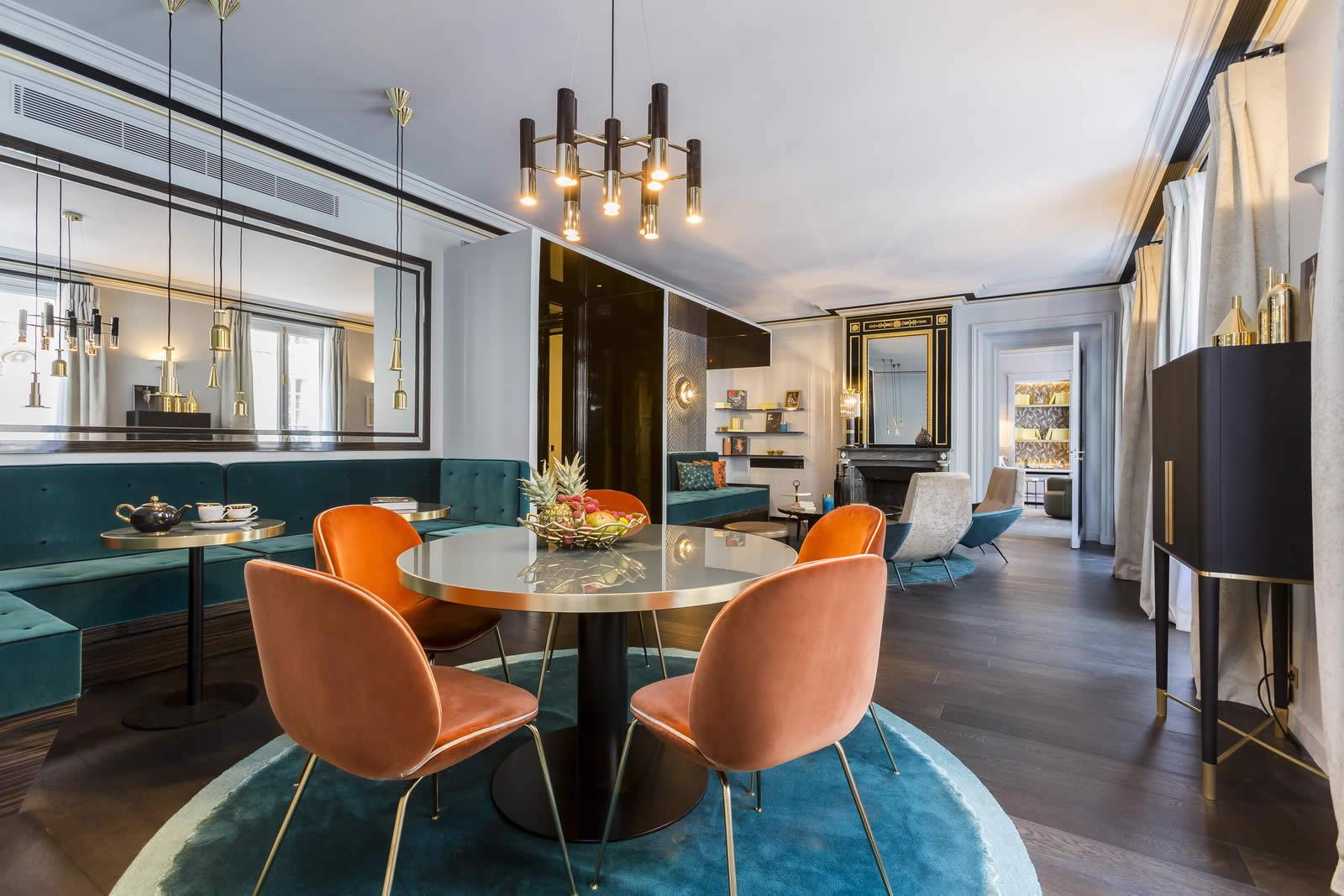 Appartement Ultra Luxe Paris