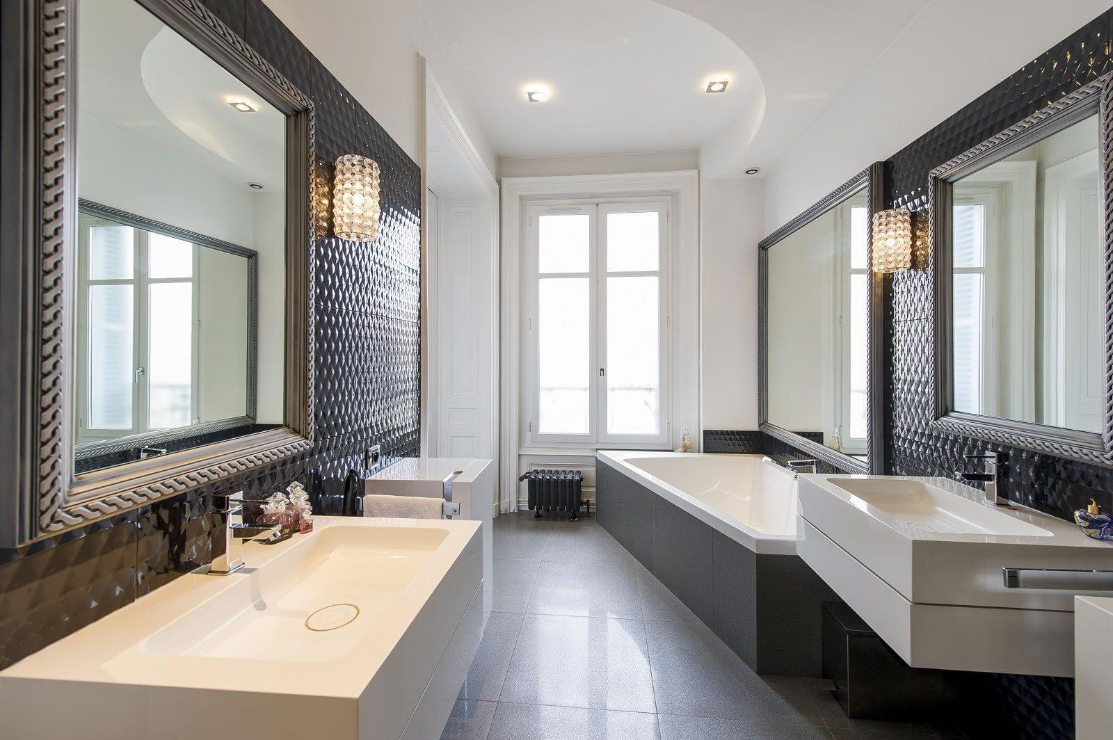 Appartement de grand luxe  vendre  Lyon  quartier Foch  Immeuble de luxe  5 chambres  2