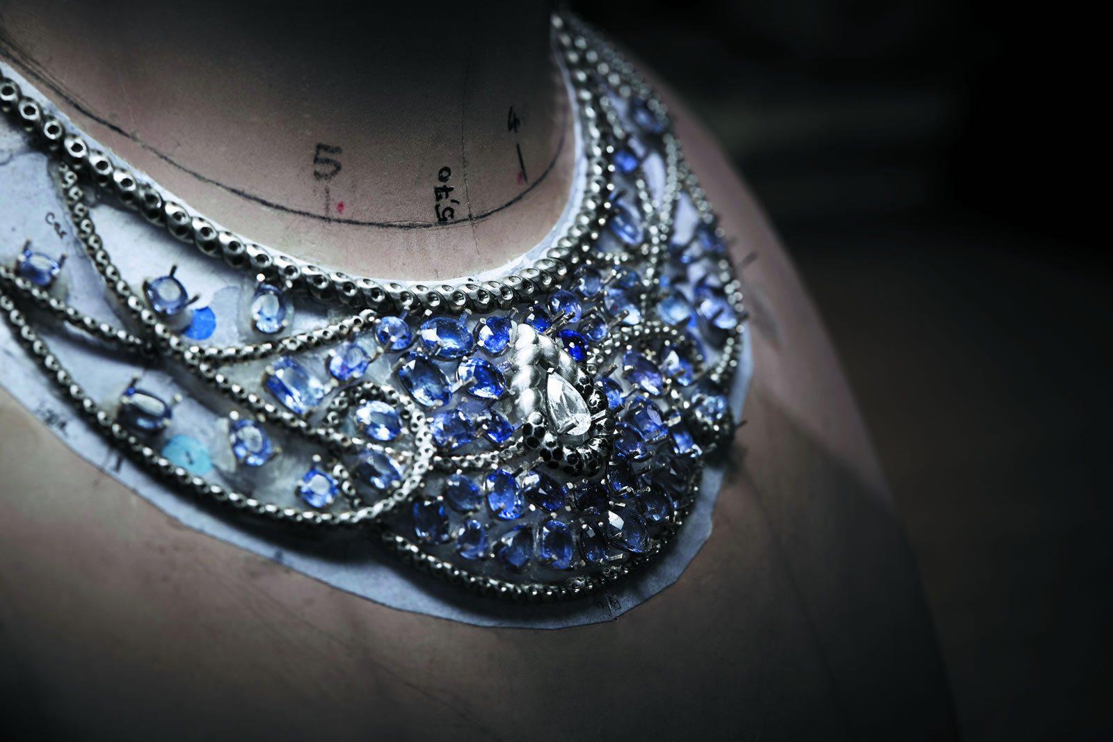 Chanel Joaillerie  Atelier de haute joaillerie  Collection audacieuse  Paris