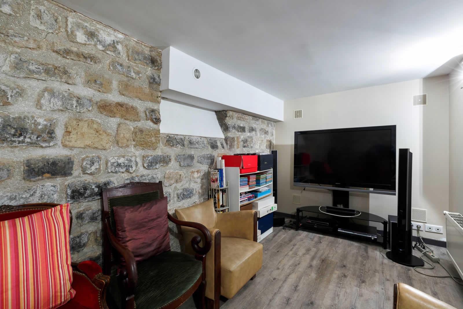 Confortable maison du 19me sicle  vendre  NeuillysurSeine sur lle de la Jatte  5