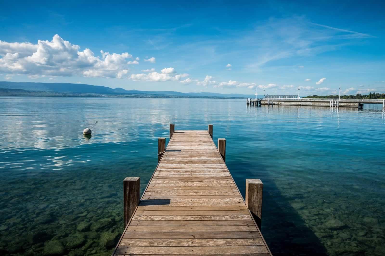 Proprit de luxe de 14 pices au bord du lac  vendre  ThononlesBains  10 chambres  parc