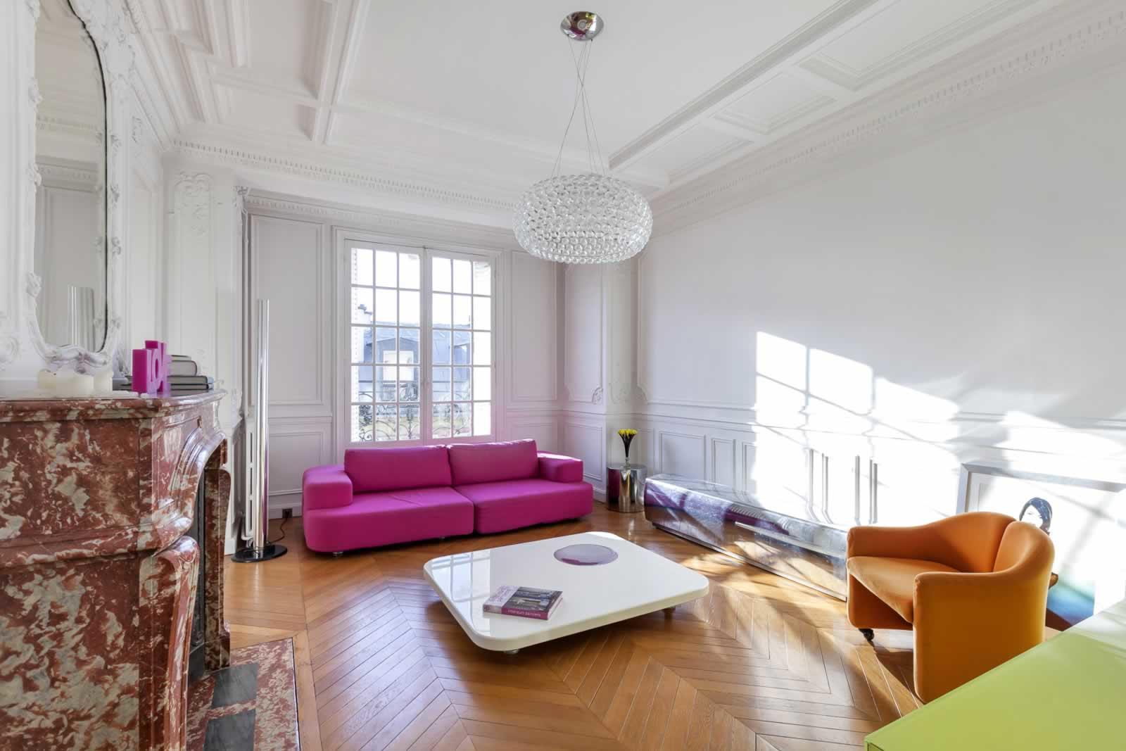 Bel appartement  vendre dans le quartier MiromesnilMonceau dans le 8me arrondissement Paris