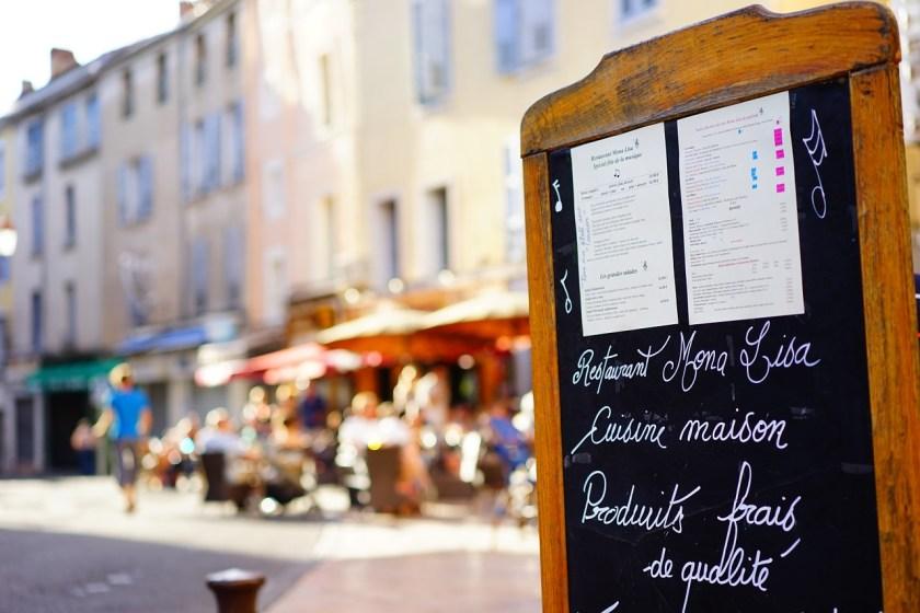 Découvrez le menu le plus sain du monde