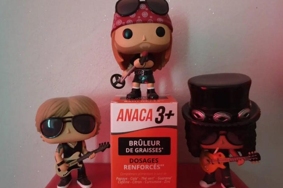 Anaca3+ Brûleur de graisses renforcé