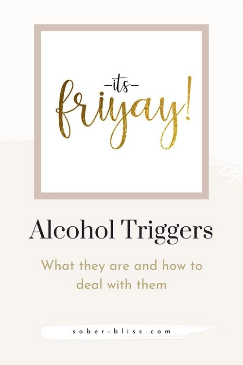 Alcohol Triggers - What they are and how to deal with them ...