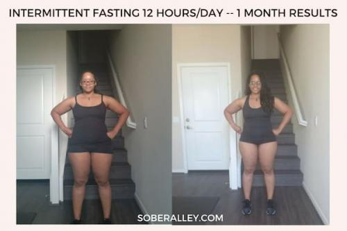 Intermittent fasting really works for fast weight loss! But did you know you can fast just 12 hours instead of 16?