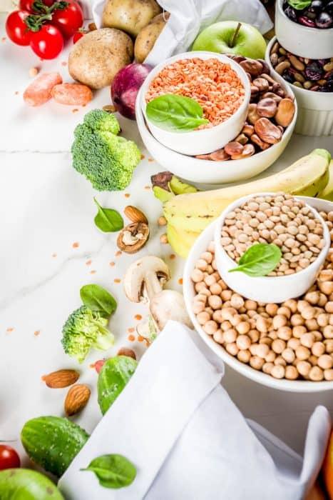 belly bloat fiber rich foods