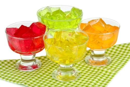 zero calorie food jello