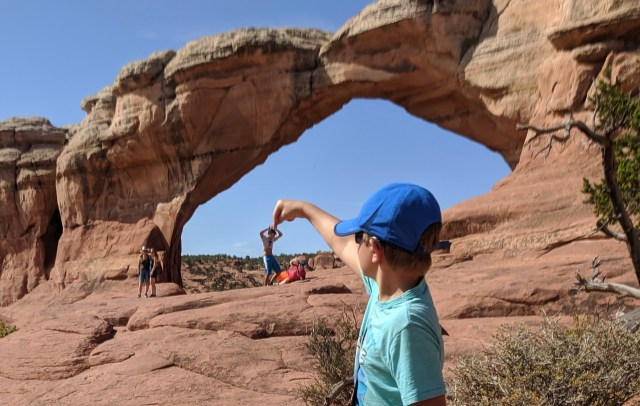 The Patience of Arches National Park