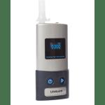 LifeGuard breathalyser calibration