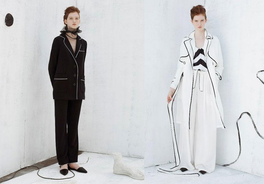 Природная женственность и притягательная универсальность в одежде бренда «Marie by Marie»