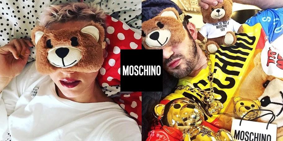 Moschino wear