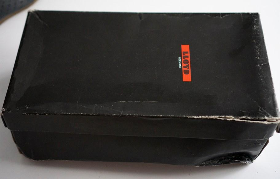 LLOYD коробка
