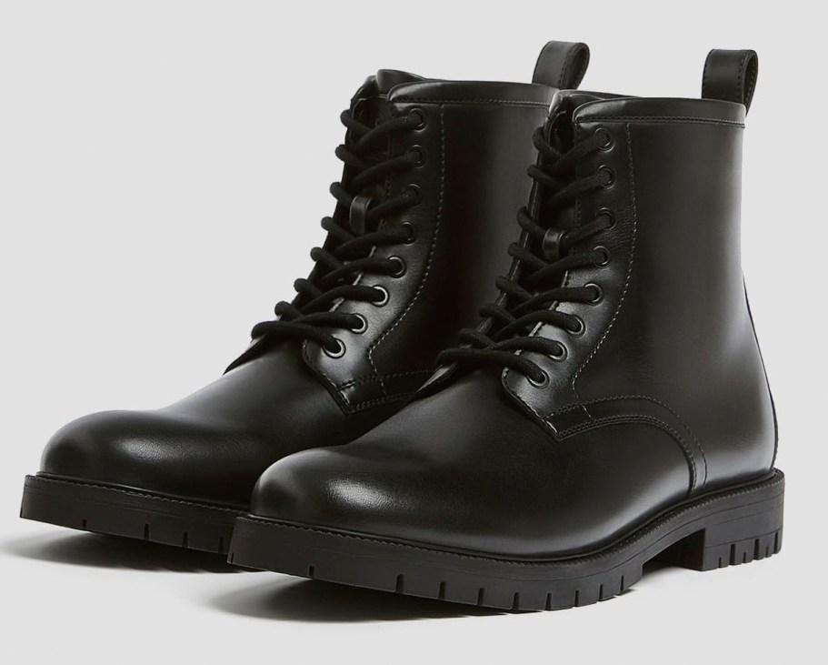 pullandbear ботинки