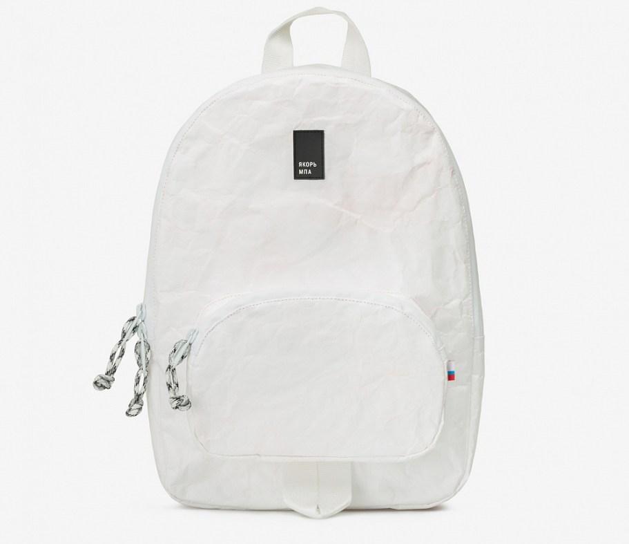 якорь рюкзак как бумага