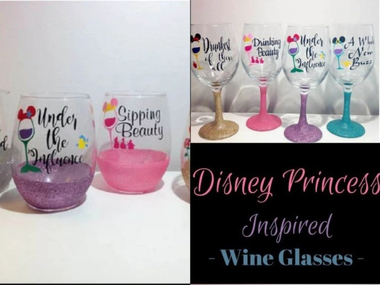 wine glasses that promote mommy drinking culture