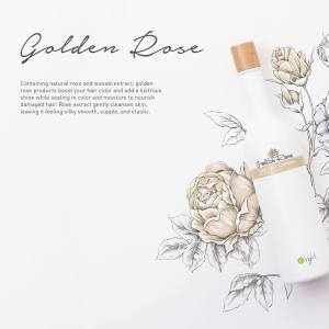 Golden Rose shampoo