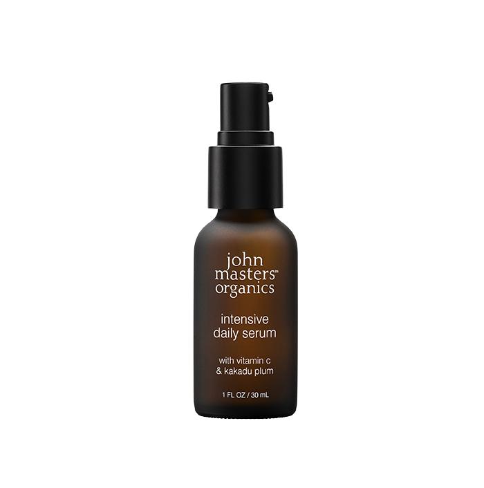 JOHN MASTERS ORGANICS Przeciwstarzeniowe serum z witaminą Ci śliwką kakadu   SoBio Beauty Boutique