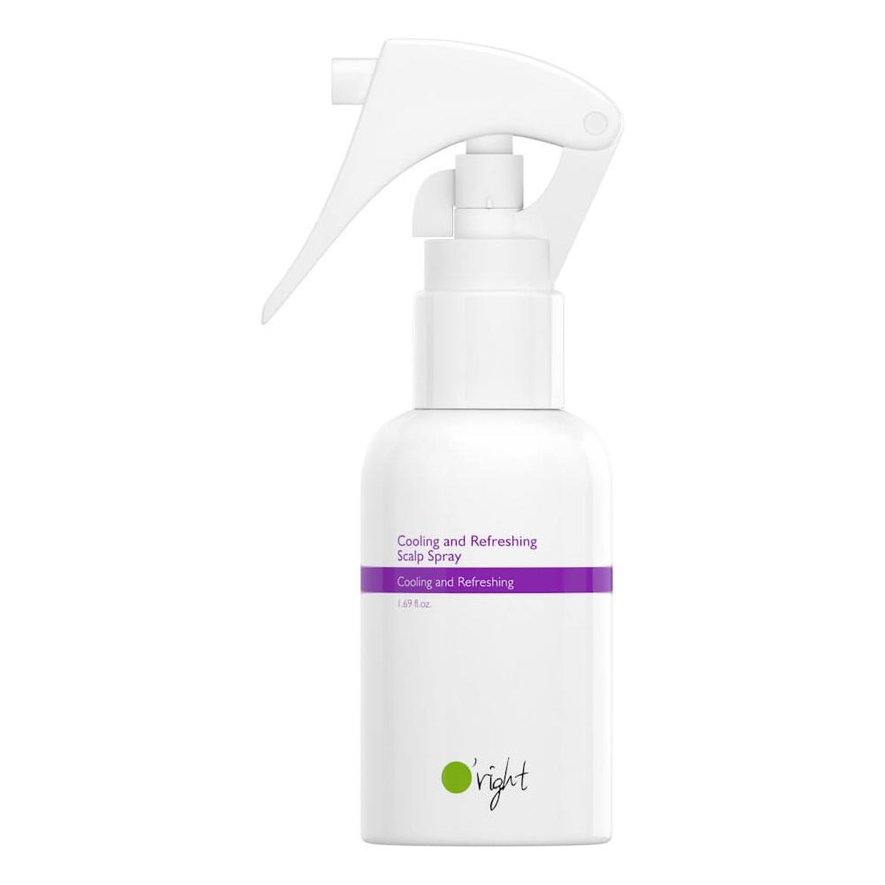 O'RIGHT Wcierka Chłodząco-odświeżająca Cooling & Refreshing Scalp Spray _ SoBio Beauty Boutique