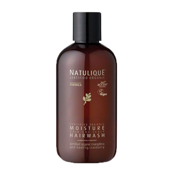NATULIQUE Moisture Szampon | SoBio Beauty Boutique