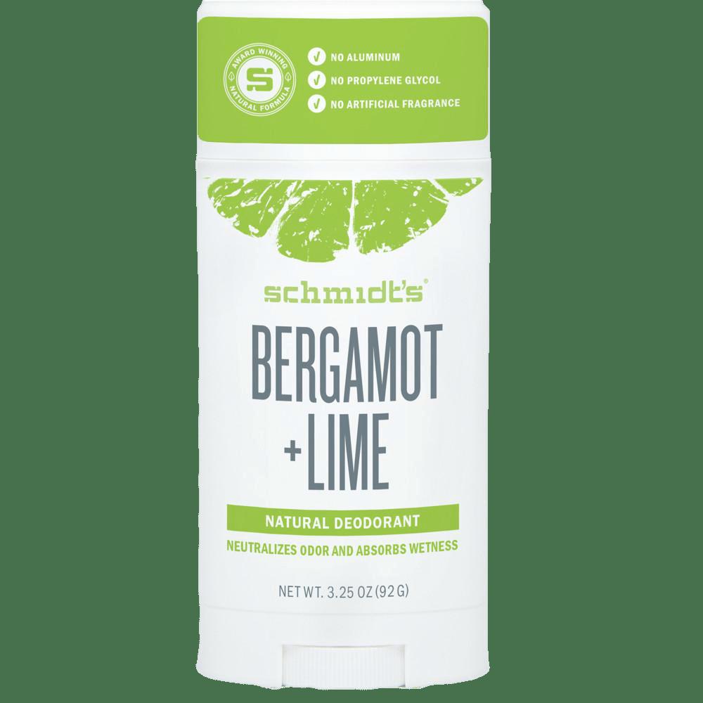 SCHMIDT'S Bergamot Lime Dezodorant