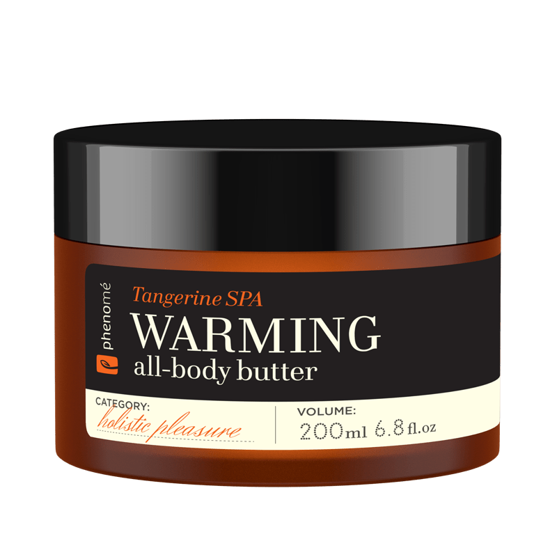 PHENOMÉ WARMING all-body butter