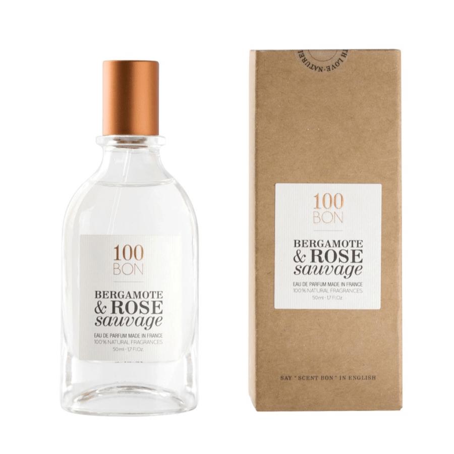 100BON BERGAMOTE & ROSE SAUVAGE 50ML | SoBio Beauty Boutique
