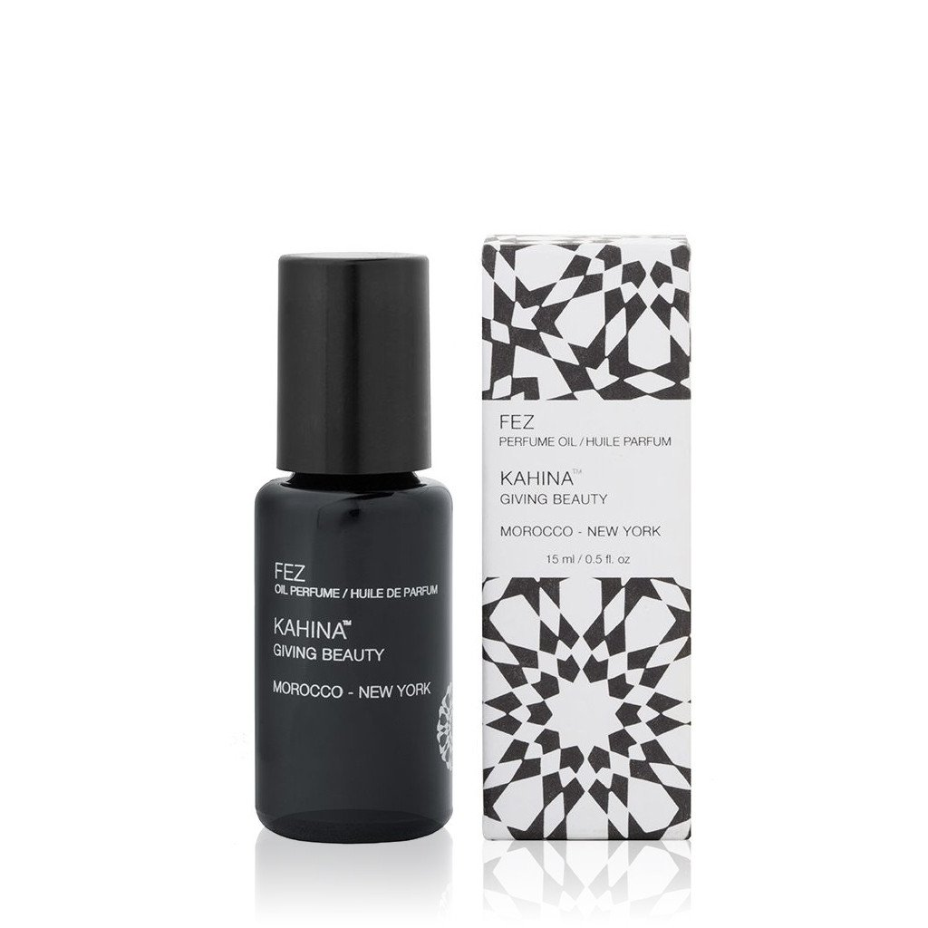 KAHINA GIVING BEAUTY FEZ Perfume Oil | SoBio Beauty Boutique