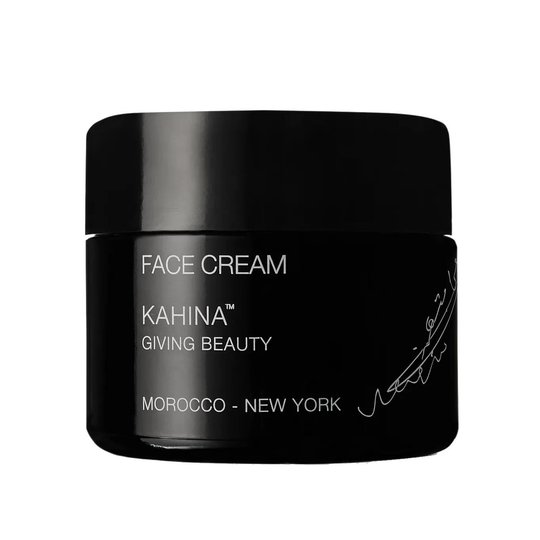 KAHINA GIVING BEAUTY Face Cream Bogaty krem odżywczy _ SoBio Beauty Boutique Nawilzona skóra od stóp do głów