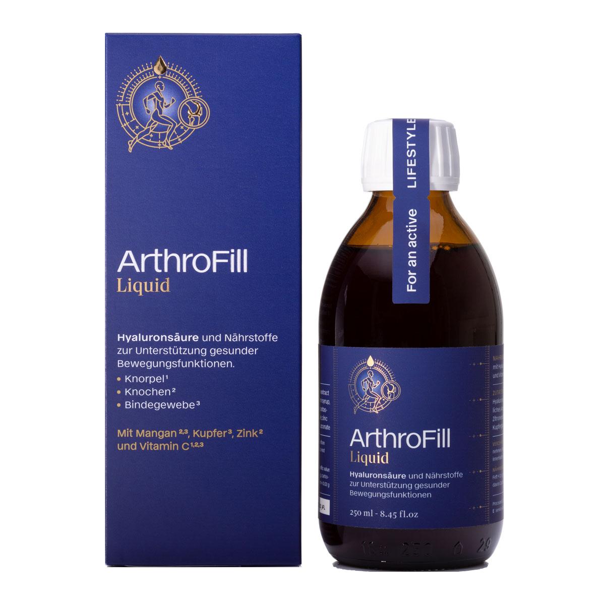 ARTHROFILL® Liquid _ Hyaluron Drink_ SoBio Beauty Boutique
