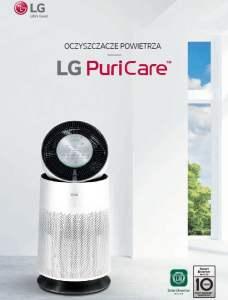 Marzysz o czystym powietrzu w domu? Postaw na LG PuriCare