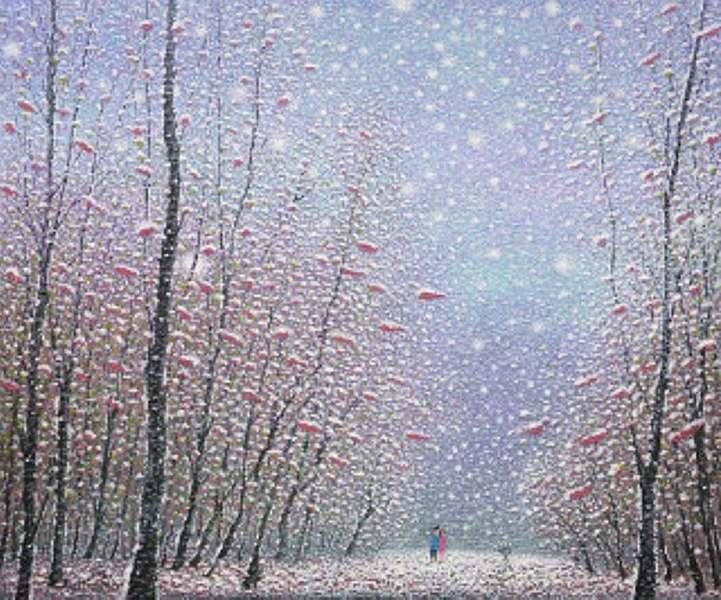 Jang Yong Gil. Радости первого снега