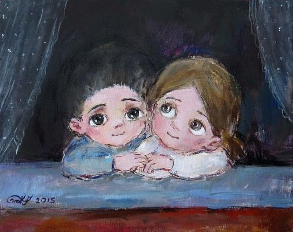 Иллюстрация: Nino Chakvetadze