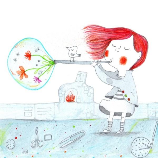 Иллюстрация: Francesca Quatraro