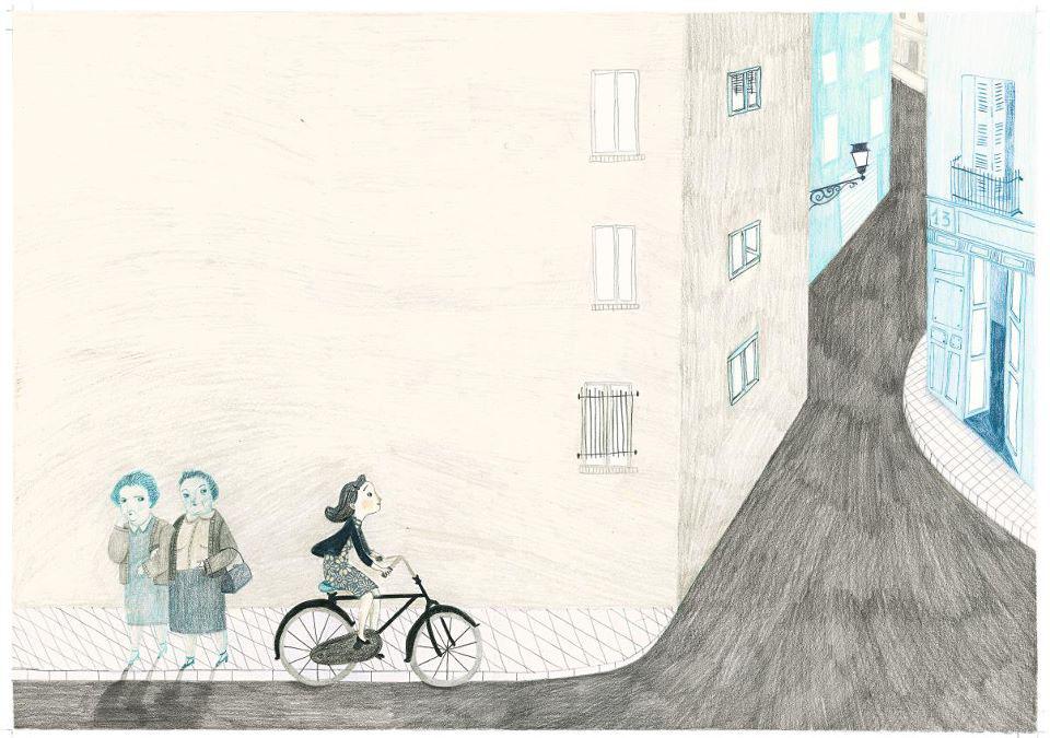 Иллюстрация:Esther Gómez Madrid