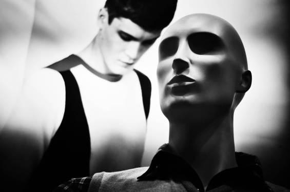 Reflections & Clothes by John Fru Jones