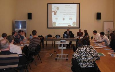 Фото тренинга «Академия эффективных развлекательных центров» в Москве 2010