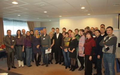 Фото тренинга «Академия эффективных развлекательных центров» в Москве 2011