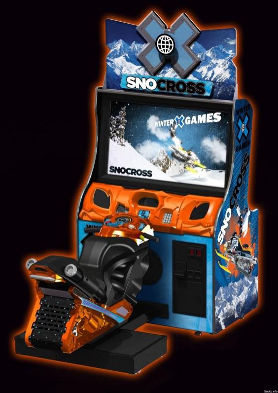 SnoCross 42 DX Motion