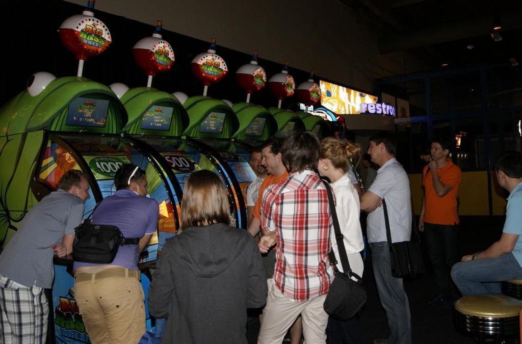 Почему игровые автоматы с выдачей билетиков приносят больше прибыли?