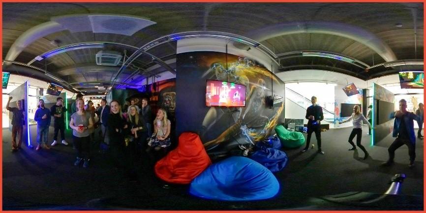Клуб виртуальной реальности – составляющие успеха