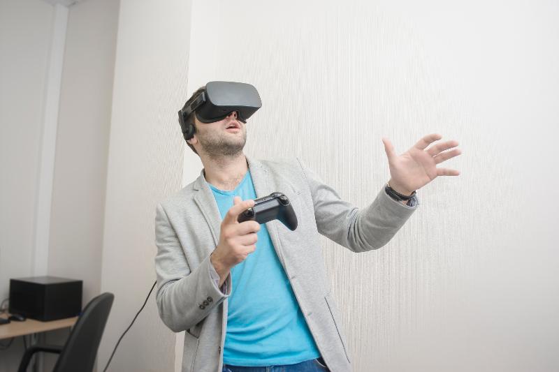 Oculus Rift очки виртуальной реальности