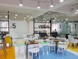 кафе виртуальной реальности 4
